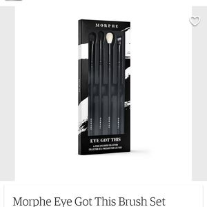 Morphe 4 piece Brush collection